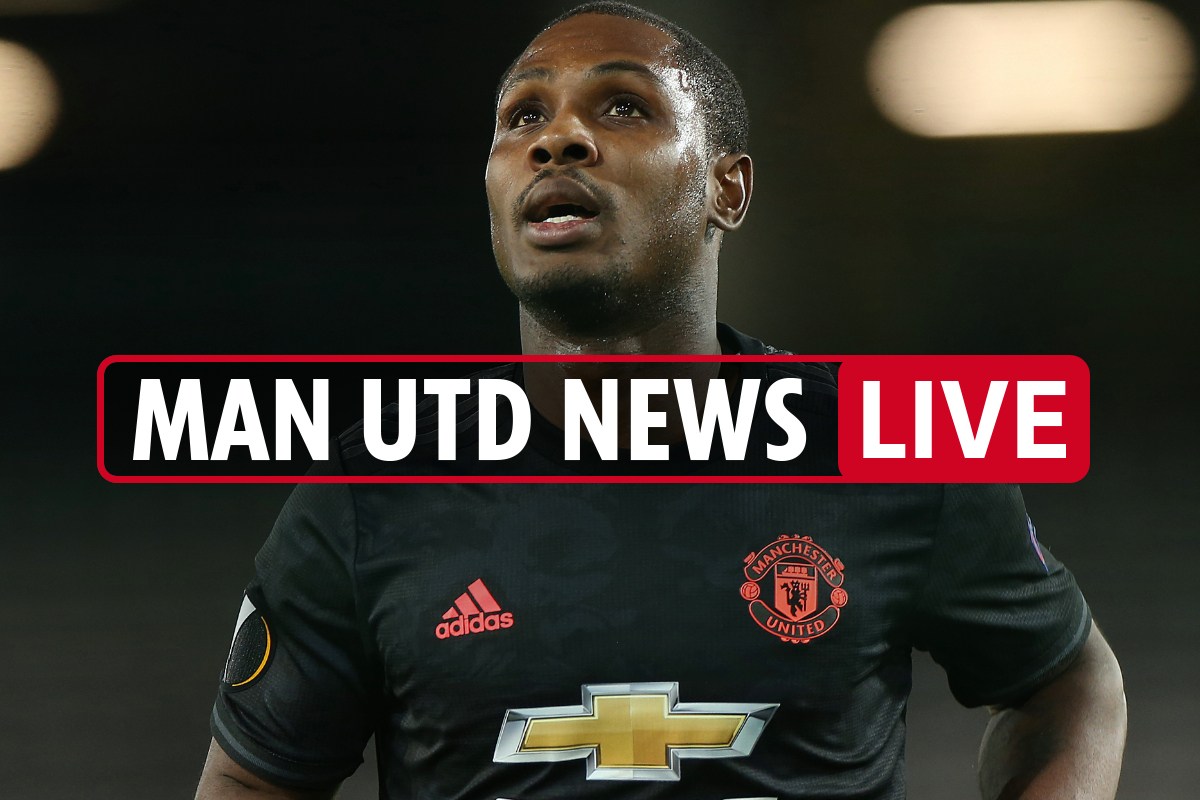 7.20am Man Utd news LIVE: Mega Ighalo offer; leaked Bruno Fernandes WhatsApp messages; Jadon Sancho, Paul Pogba latest