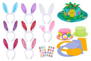 Best Easter bonnets 2020: from decorate-your-own bonnets to plush bunny ears