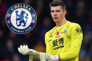 Chelsea and Tottenham in transfer race for Nick Pope as Mourinho eyes Burnley keeper as Lloris replacement