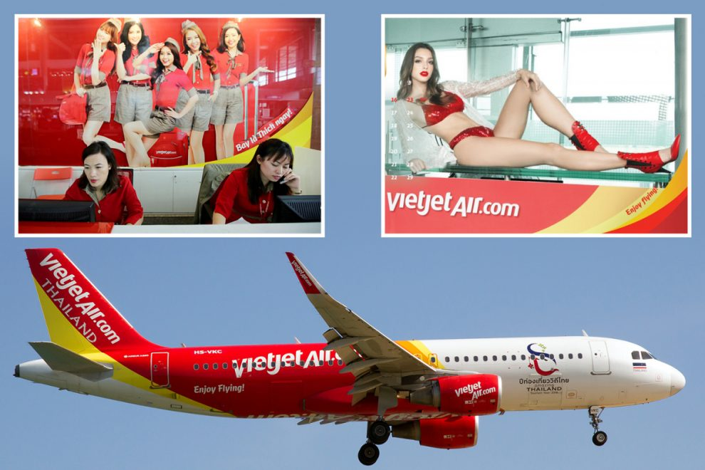 Coronavirus – Vietnamese airline Vietjet say they'll pay passengers $14k if they catch Covid 19 on one of their flights
