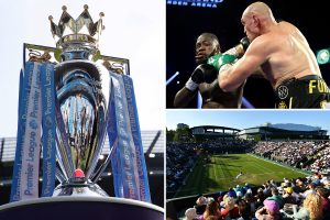 Coronavirus in sport LIVE: Premier League season could be CANCELLED, Wimbledon LATEST, Fury vs Wilder 3 new date