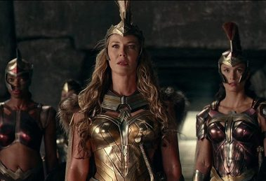 Exclusive: Connie Nielsen on Justice League Snyder Cut & More!