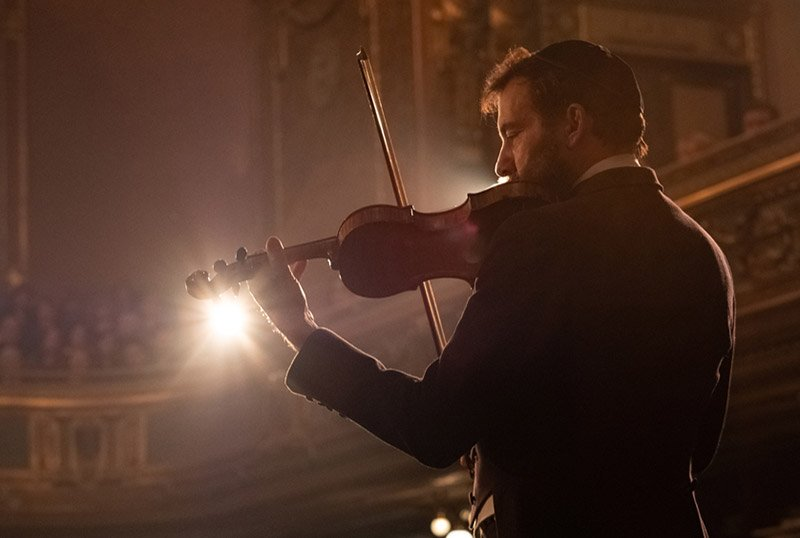 Exclusive The Song of Names Clip Featuring Clive Owen