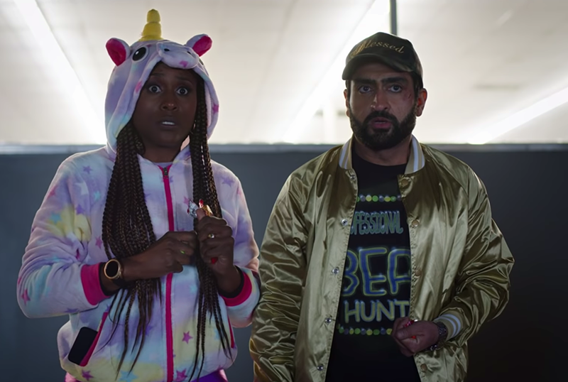 Netflix Acquires Kumail Nanjiani-Issa Rae Comedy The Lovebirds