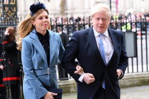 Pregnant Carrie Symonds worried about moving back to No10 after Boris Johnson is given all-clear from coronavirus