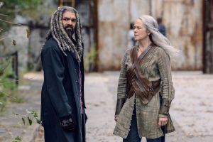 The Walking Dead drops heart-breaking clue that Carol will kill Ezekiel after cancer bombshell