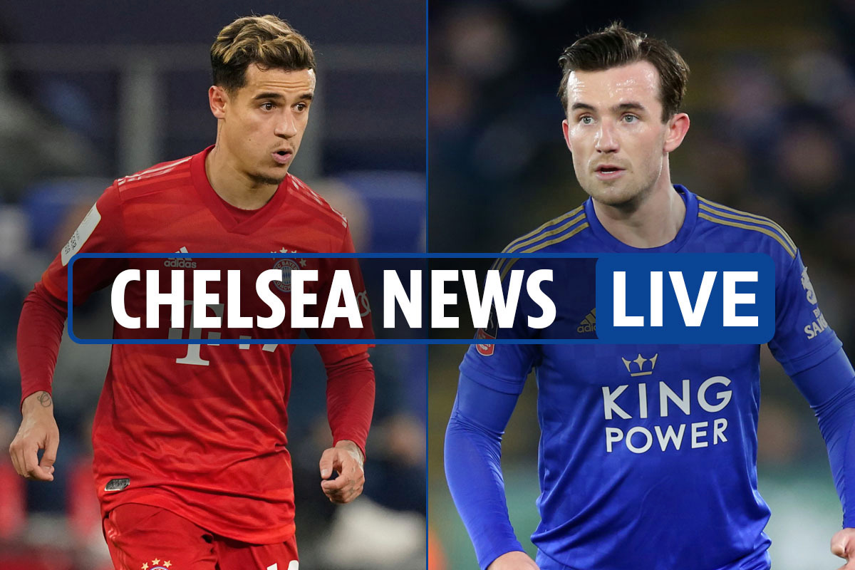 11am Chelsea news LIVE: Chilwell and Coutinho transfers move closer, Jorginho in surprise new deal talks