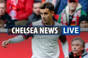 8.45pm Chelsea news LIVE: Philippe Coutinho transfer LATEST, Spurs want Giroud AND Willian, Premier League update
