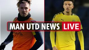 9.45pm Man Utd news LIVE: Jadon Sancho transfer LATEST, Grealish and Maddison main targets, Maguire brokers £4m NHS deal