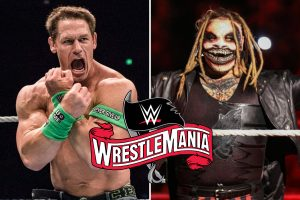 WWE WrestleMania 36 LIVE RESULTS: UK start time, stream FREE, night 1 matches CONFIRMED, TV channel for TWO-NIGHT event