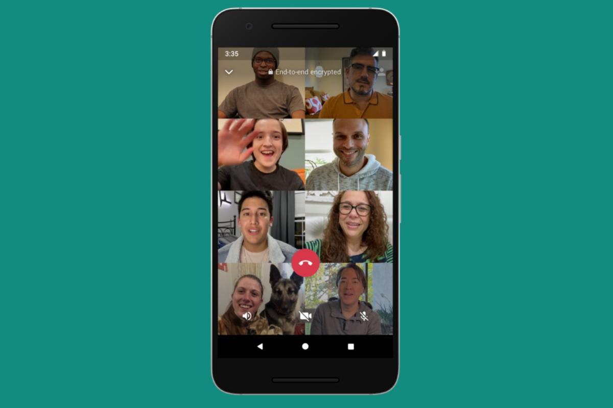 WhatsApp lets you make 8-person group video calls from TODAY – how to do it now