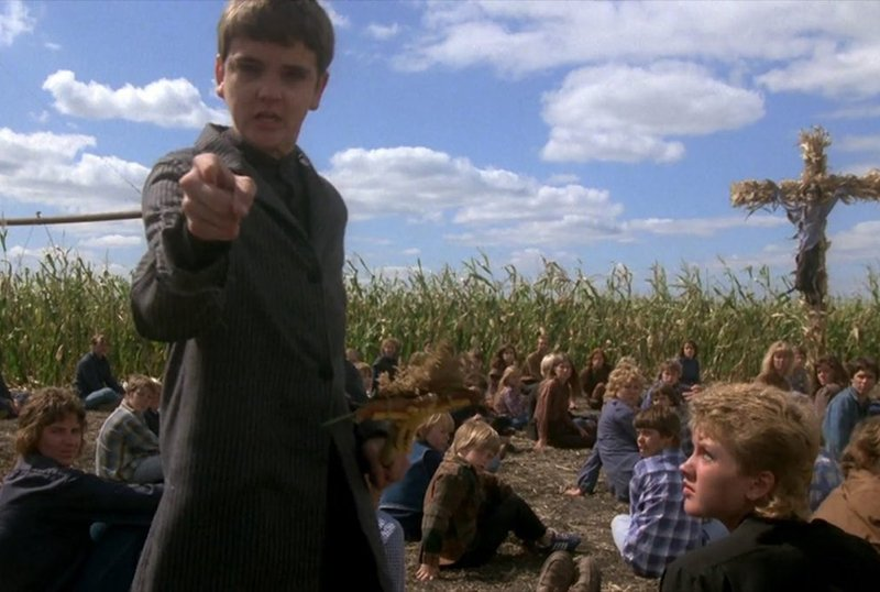 Children of the Corn Remake Currently Shooting in Australia
