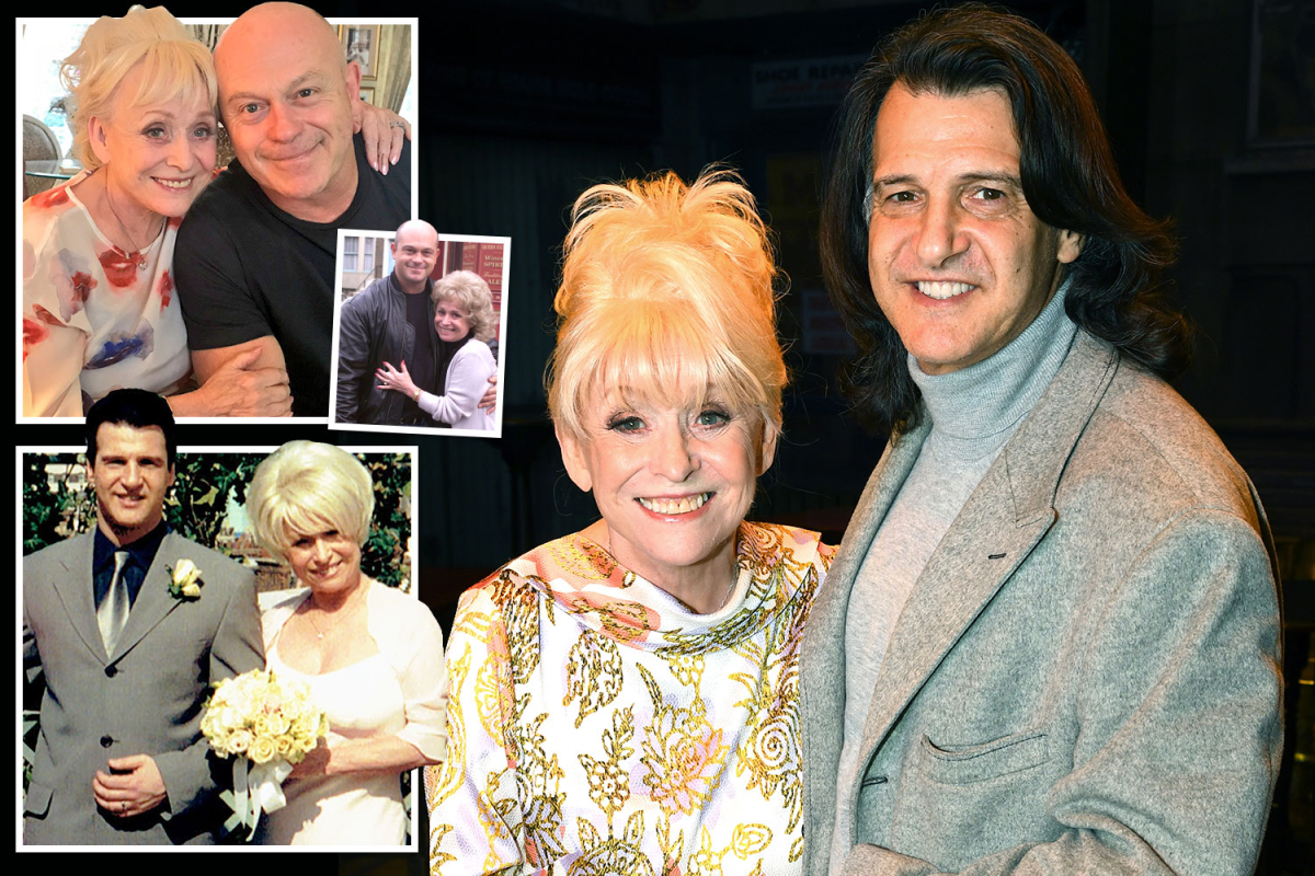 Barbara Windsor will be in a care home soon, says husband Scott Mitchell who can't bear thought of letting her go