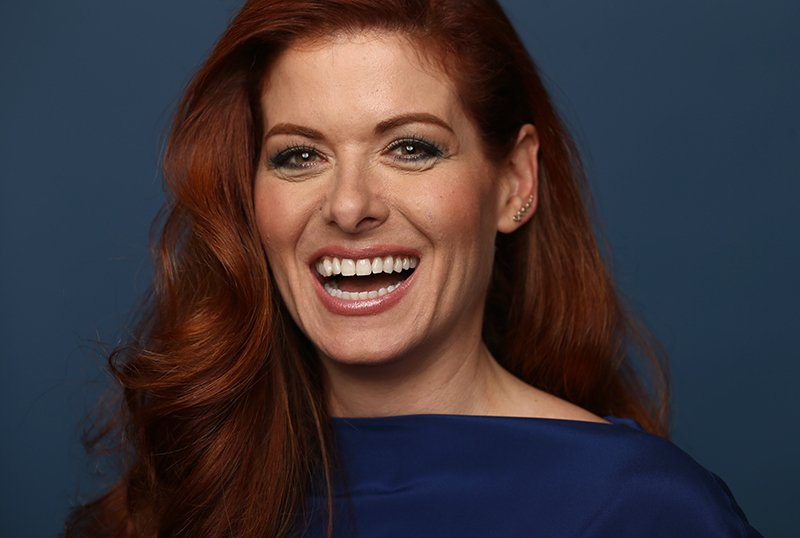 Debra Messing to Star in Comedy Series East Wing for Starz