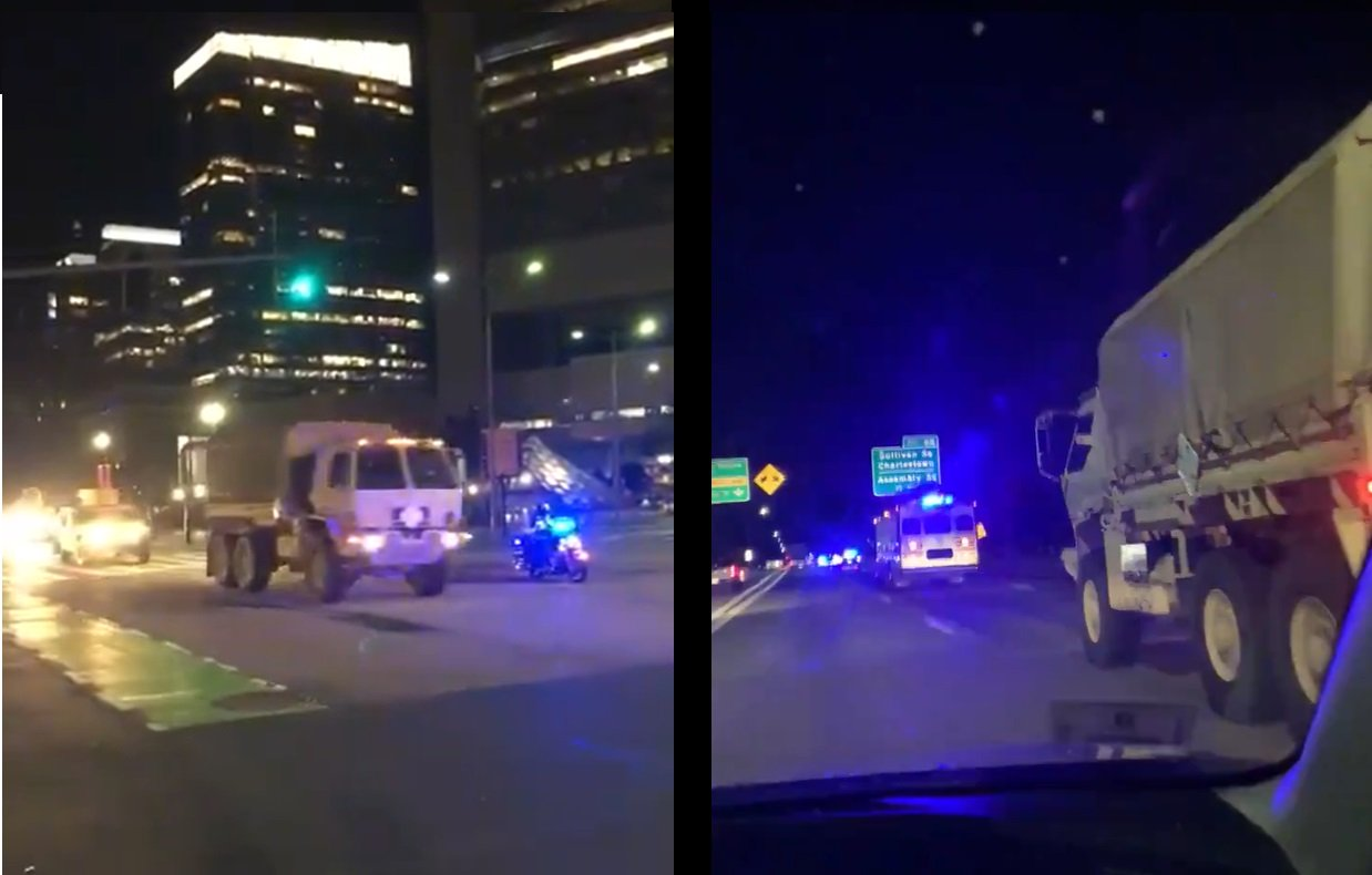 National Guard deployed to Boston to help quell riots