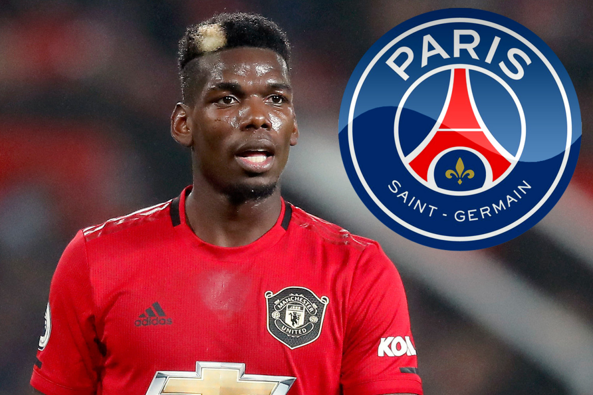Paul Pogba 'open to PSG transfer' as race for Man Utd ace hots up with Real Madrid and Juventus hunting £89m deal