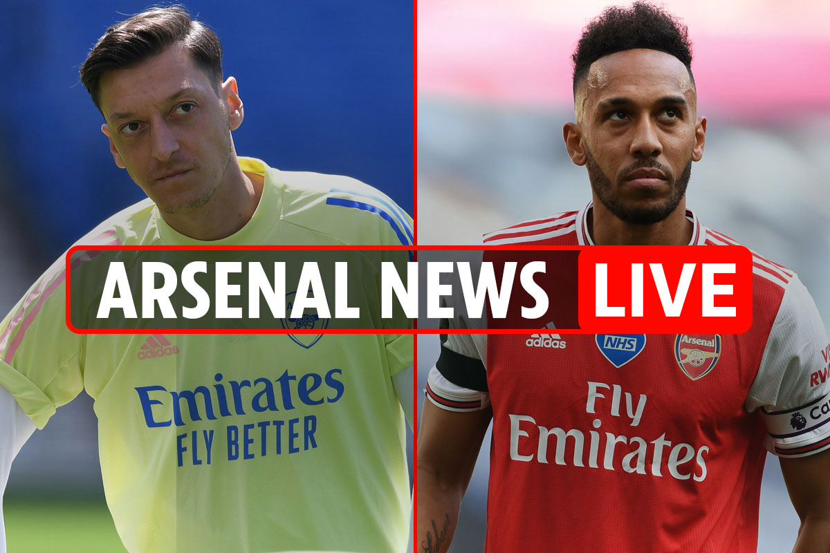 10pm Arsenal transfer news LIVE: Wilfried Zaha wants to LEAVE Palace, Joelson Fernandes BLOW, Partey LATEST