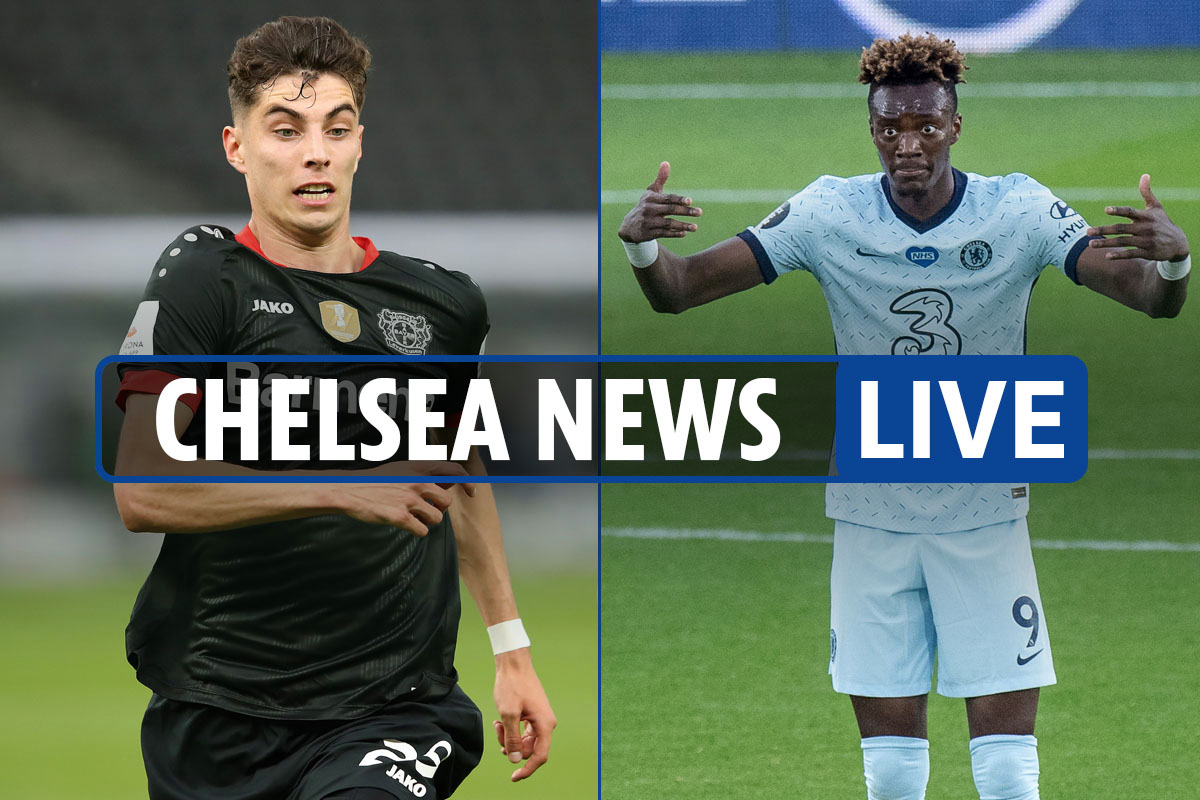 10pm Chelsea news LIVE: Havertz transfer boost, Abraham agrees contract extension, Gilmour out for FOUR months