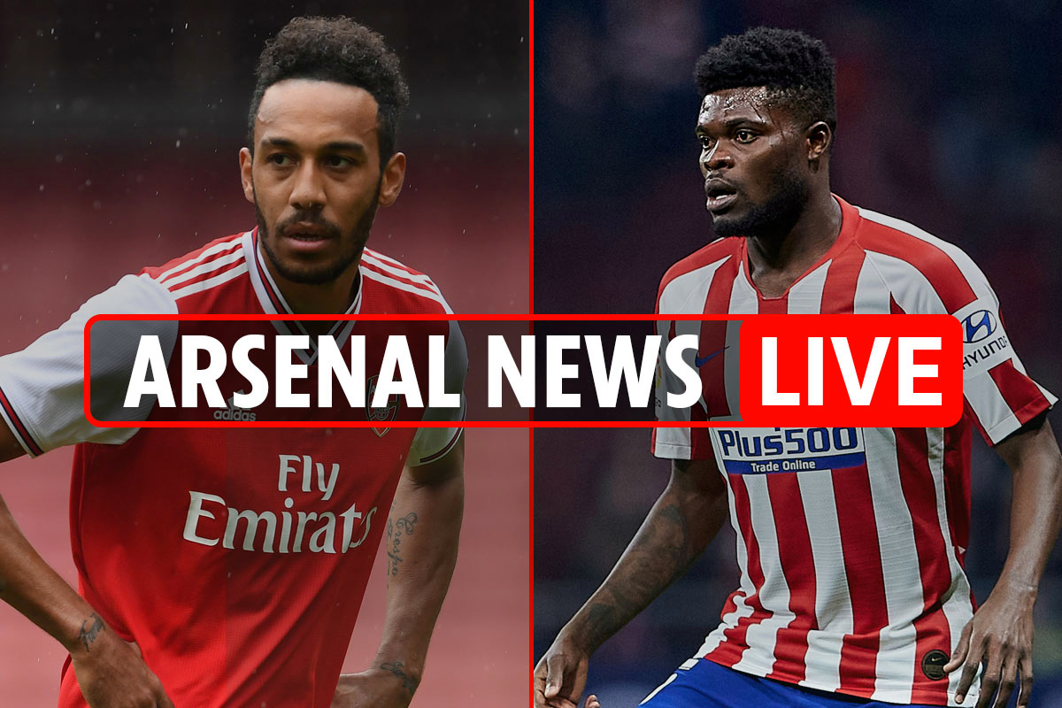 2pm Arsenal news LIVE: Aubameyang new contract LATEST, Partey transfer updates, Saka contract, Ozil misses win