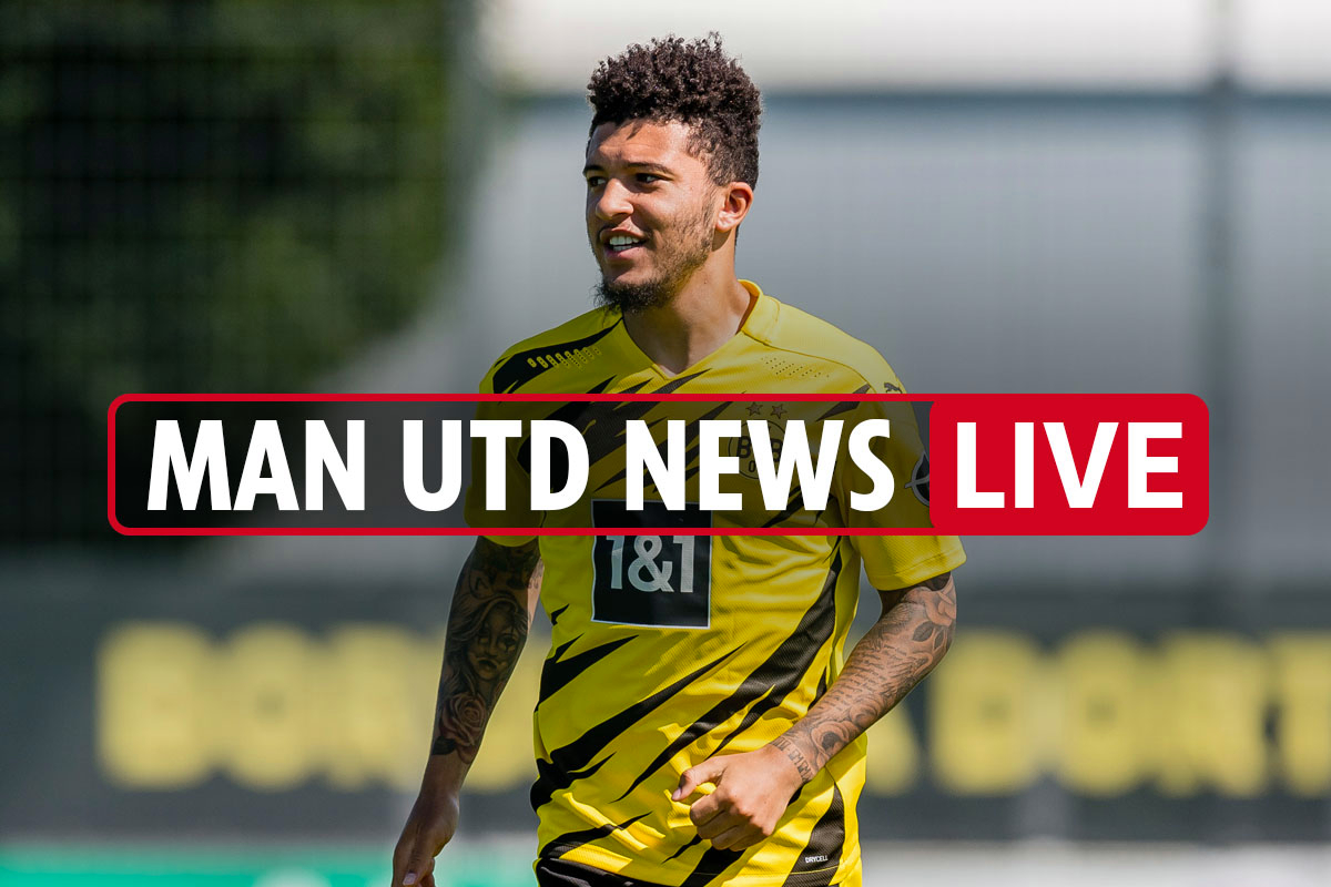 5pm Man Utd news LIVE: Sancho 'agrees five-year deal and may request Dortmund transfer', Rodriguez and Bailey options