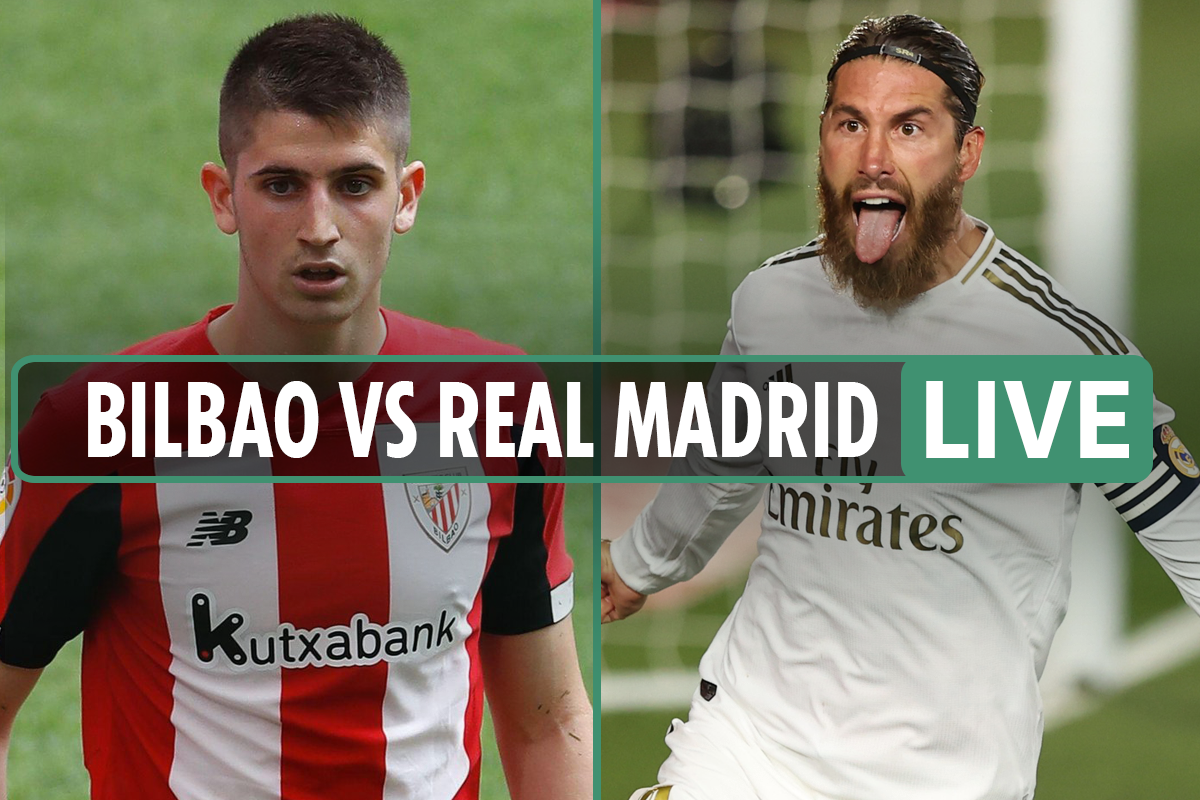 Athletic Bilbao vs Real Madrid: Live stream, TV channel, team news, and kick-off time for LaLiga fixture