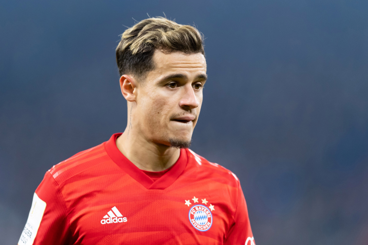 Philippe Coutinho 'takes 50 per cent pay cut on £240k-a-week wages' to extend Bayern Munich loan until end of season