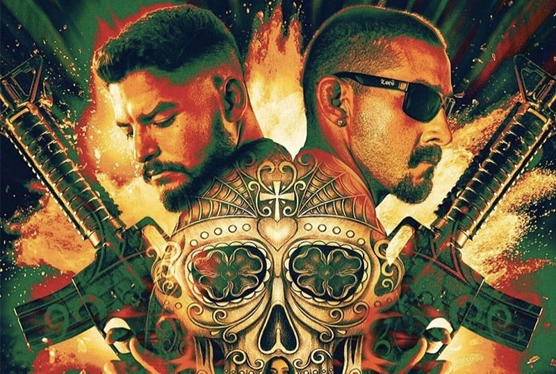 First Trailer for David Ayer