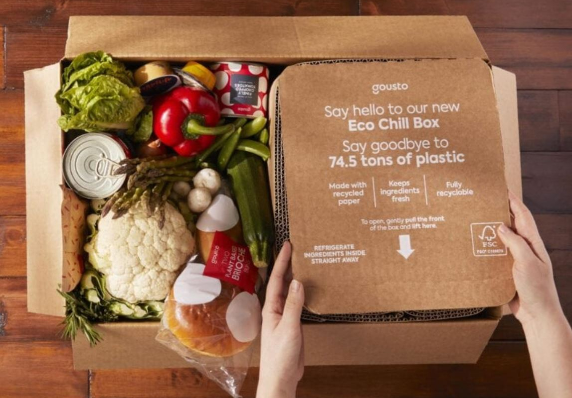 Exclusive: Get 35 per cent off your first month of Gousto meal boxes with Sun Vouchers