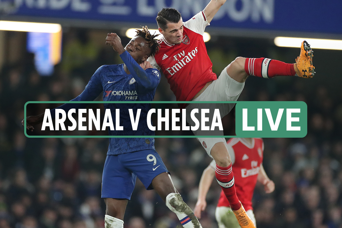 FA Cup final – Arsenal vs Chelsea FREE: Live stream, TV channel, teams and kick-off time – Kante OUT and KEPA DROPPED