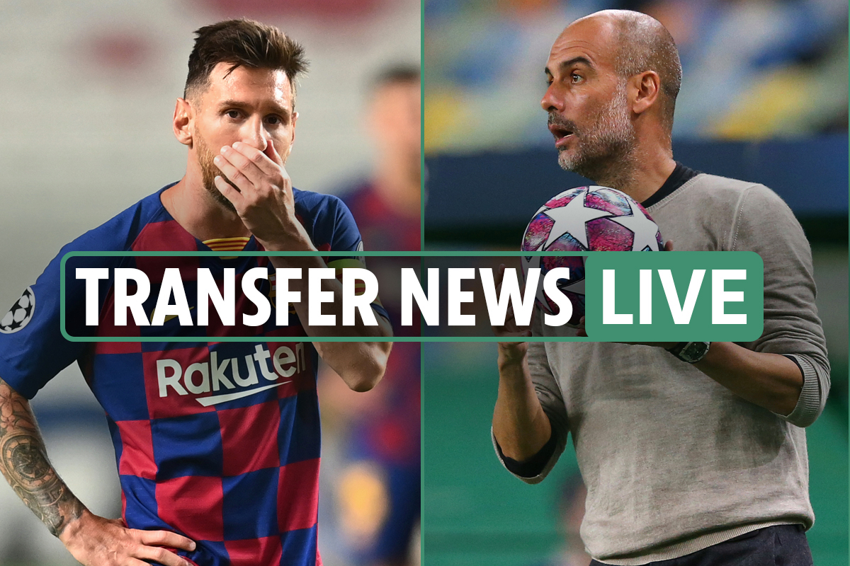 Lionel Messi transfer news LIVE: Barcelona 'WILL sell for £200m', Guardiola 'phone call', Bartomeu refuses to resign