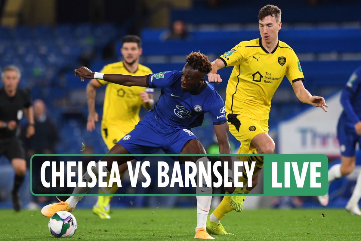 Chelsea vs Barnsley LIVE: Stream, TV channel, score – Tammy Abraham nets opener in Carabao Cup third round