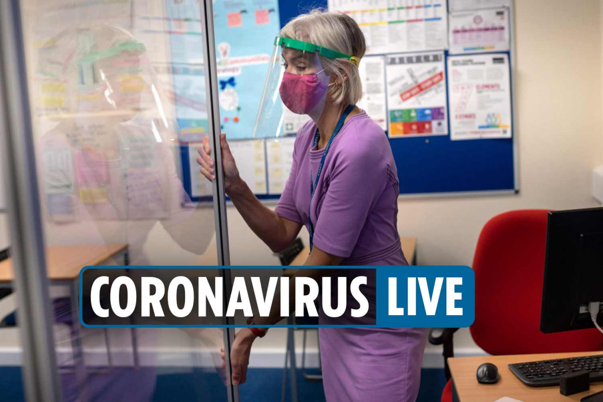 Coronavirus UK news – Second NATIONAL lockdown coming and visiting your family could be BANNED, top Covid experts warn