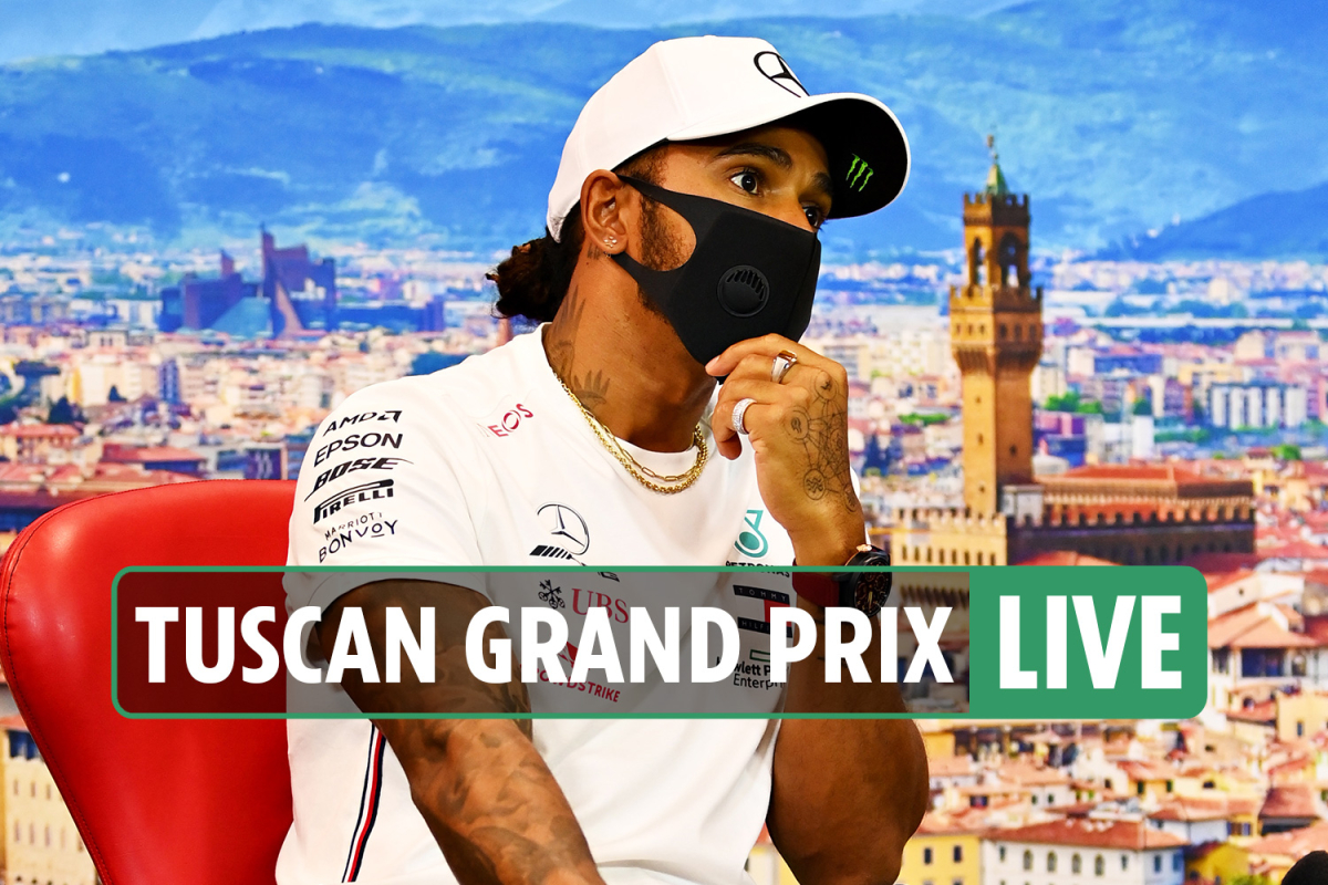 F1 Tuscan Grand Prix practice LIVE: Fans in attendance, Verstappen looking to bounce back, Hamilton LATEST – updates