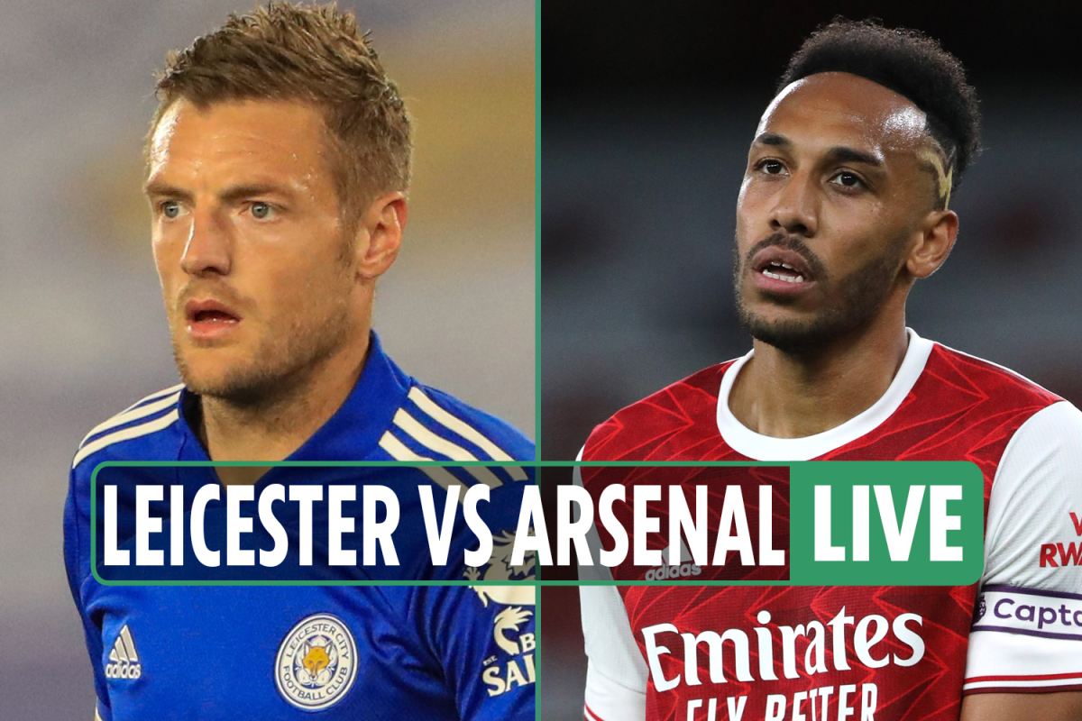 Is Leicester vs Arsenal on TV? Channel, live stream, team news and kick-off time for TONIGHT'S Carabao Cup fixture