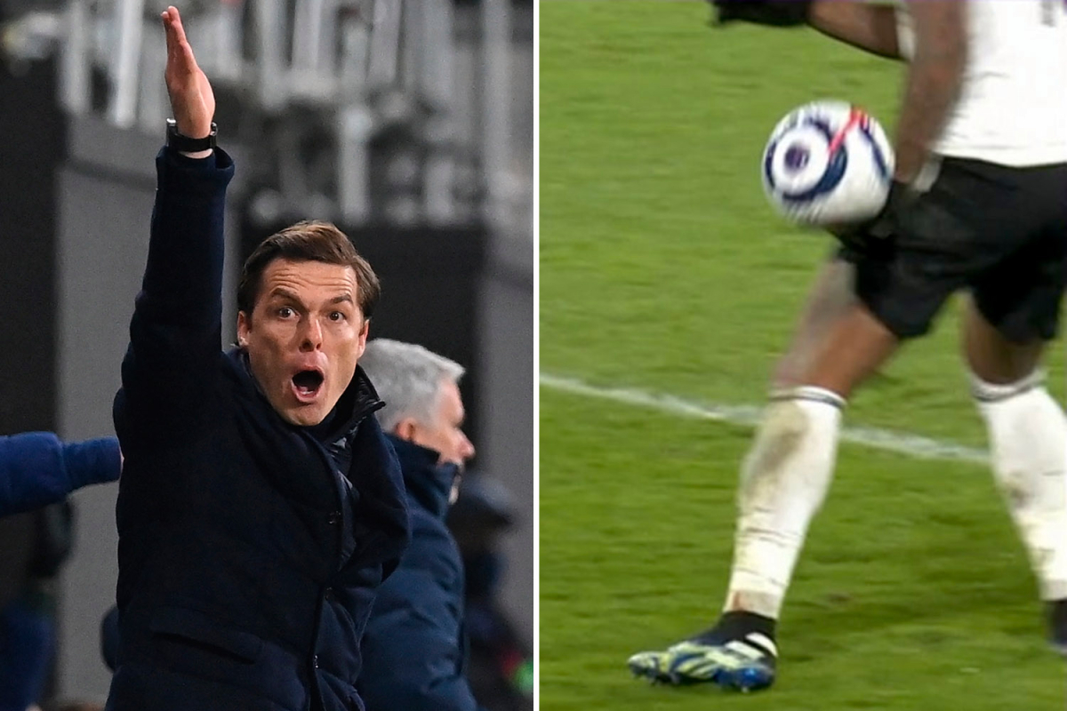 Scott Parker slams VAR and accuses chiefs of 'killing' excitement in football as Fulham denied point against Spurs