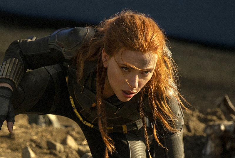 Black Widow Character Posters