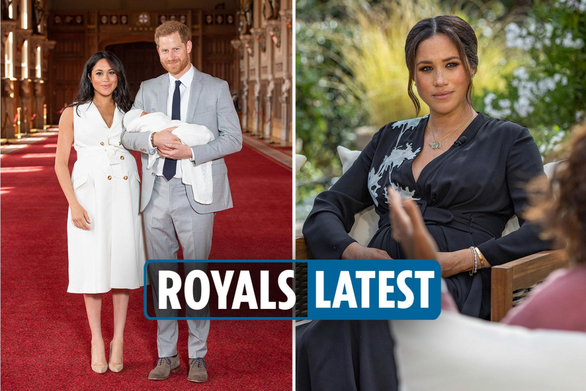 Royal family latest – Meghan Markle pal admits 'she may have been wrong' about Archie's title during Oprah interview