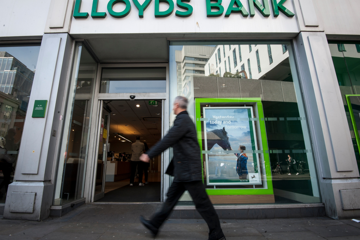 Lloyds Banking Group to close 44 Lloyds and Halifax branches – full list