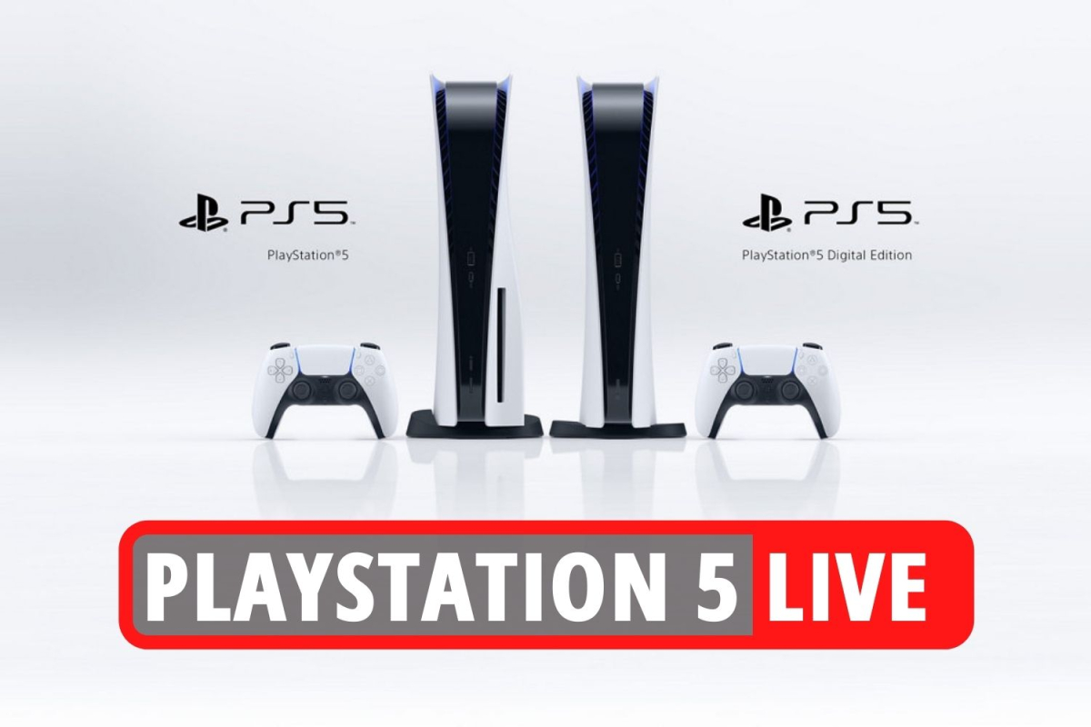 PS5 stock UK LIVE – Amazon PlayStation5 console drop coming 'THIS week' – plus latest ASDA, Very, GAME, Smyths news