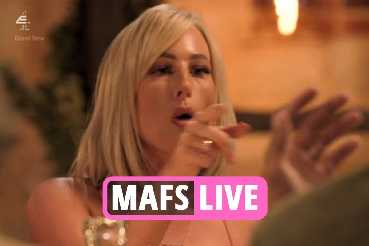 Married At First Sight UK latest: Morag sent death threats as she breaks down in tears & threatens to QUIT show