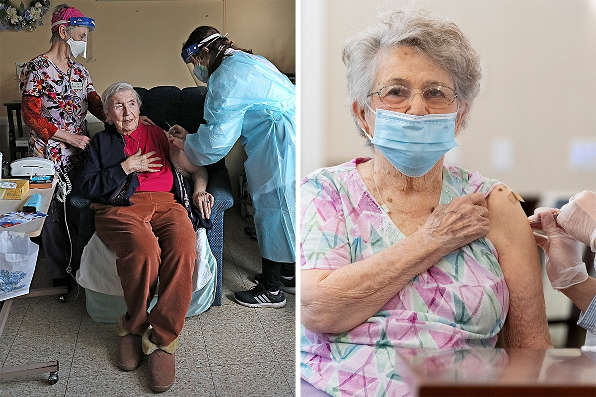 New Covid variant found in Kentucky nursing home has deadly mutations that could evade virus antibodies